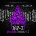 Purple Diamond (Jay-Z) mixtape cover art