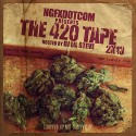 The 420 Tape 2K13 mixtape cover art