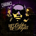 Wes Fif - Golden Nights (Chopped & Screwed) mixtape cover art