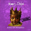 Young Dolph - King Of Memphis (Chopped Not Slopped) mixtape cover art