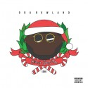 Oba Rowland - Black Santa mixtape cover art