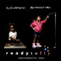 Andreena Mill - Ready To Fly mixtape cover art