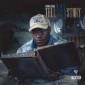 Yung Zeus - Tell My Story mixtape cover art