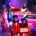 24 Hour Grind 2 mixtape cover art