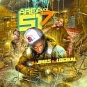 Area 51 7 mixtape cover art