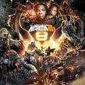 Area 51 8 mixtape cover art