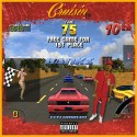 Banks Of Flyluminati - Cruisin EP mixtape cover art
