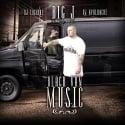 Big J - Black Van Music mixtape cover art