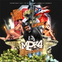C.Jay Dinero - MPK4 (The Statement) mixtape cover art
