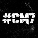 Cognac Muzik 7 mixtape cover art