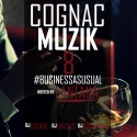 Cognac Muzik 8 (Hosted By Lantana) mixtape cover art