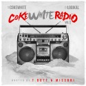 Coke White Radio mixtape cover art