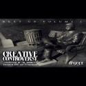 Creative Controversy mixtape cover art