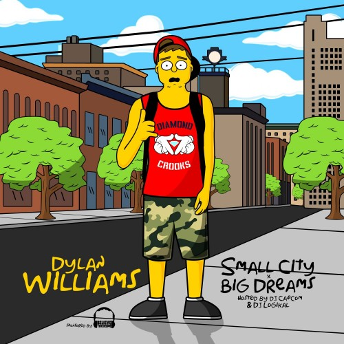 Dylan williams small city x big dreams