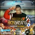 EC Marv - Rich Dreams mixtape cover art
