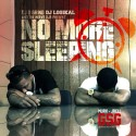 GSG - No More Sleeping mixtape cover art