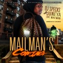 Juneya The Mailman - Mailman's Coming mixtape cover art