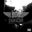 K.Burns - Brooklyn State Of Mind 2 mixtape cover art