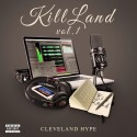 KillLand mixtape cover art