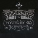 Kings County 2 (Hosted By I-20) mixtape cover art