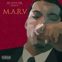 Lil Marv - M.A.R.V mixtape cover art