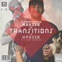 Marzek - Transitions mixtape cover art