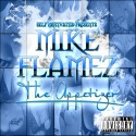 Mike Flamez - The Appetizer mixtape cover art