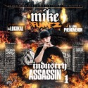 Mike Flamez - Industry Assassin mixtape cover art
