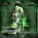 Mike Flamez - Industry Assassin 2 mixtape cover art