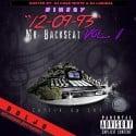 Mr.Backseat - Sinsay 12-9-03 mixtape cover art