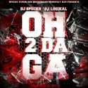 OH 2 Da GA mixtape cover art