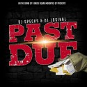 Past Due mixtape cover art