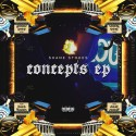 Shane Stokes - Concepts EP mixtape cover art