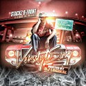 Stackz 9 Front - Versatyle Swag mixtape cover art