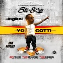 Str-8 Hits (Yo Gotti Edition) mixtape cover art