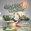 Strange Clouds 2 mixtape cover art