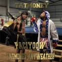 Tatmoney - Paciyoow VS. TatMoneyMayweather mixtape cover art