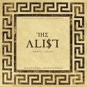 The A List mixtape cover art