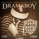 The Dramaboy - 400 Dayz 400 Nights mixtape cover art