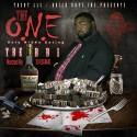 Tone CEO - The O.N.E (Only Nigga Eatin) mixtape cover art