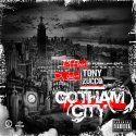 Tony Zucco - Gotham City mixtape cover art