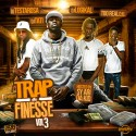 Trap & Finesse 3 mixtape cover art