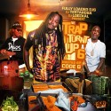 Trap Turnt Up 6 mixtape cover art