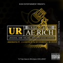 AE Rich - Underrated 2 mixtape cover art