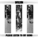 Wildin' - Please Listen To My Demo mixtape cover art