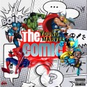 Young Marvel - The Comic mixtape cover art