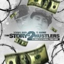 Yung Gunz - The Story Of 2 Hustlers mixtape cover art