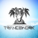 Trancework mixtape cover art