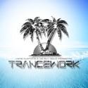 Trancework mixtape cover art
