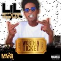 MMO Lil Mexico -  Worth A Ticket mixtape cover art